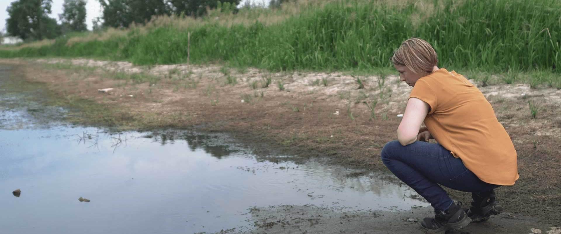 Auf dem Trockenen - Der neue Kampf ums Wasser
