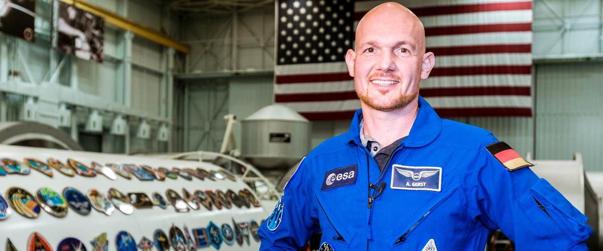 Mit Alexander Gerst ins All: My Home is my ISS